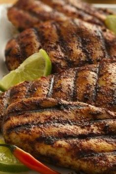 Delicious rub turns boring chicken into amazing grilled chicken!
