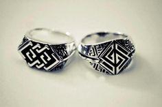 Kili's & Fili's rings