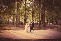 Para coordinar la boda, Celia y Jesús contaron con dos wedding planners: Letizia de Ay Letizia y Vanesa de Y algo azul. Fotografía de victorlafuente.com