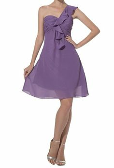 One-shoulder Short Chiffon Bridesmaid Dresses/evening Dresses (2) Crystal Dresses,http://www.amazon.com/dp/B00GM73XA4/ref=cm_sw_r_pi_dp_97Qbtb1SSZK2J1P2