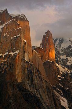 Trango Towers (20,270ft) Baltoro Glacier, Pakistan