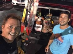 Loading up the truck with more supplies before flying to St. Barth to help our friends there. Thanks to my team at SEXY Brand and the great group of beach tennis lovers in st barts including Chris Bassage for locating and sending supplies to aid St Barth after the first hurricane and for assisting in getting generators and various supplies to the island over the last 2 weeks. Also thanks to Home Depot for helping us get our supplies together super fast and in time for the flight tonight…