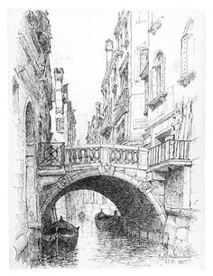 Коллекция работ художника Andrew Fisher Bunner (1841-1897)