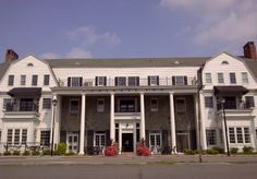 The Colgate Inn - our reception is here!