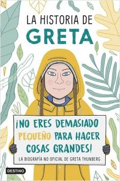 """Read """"Greta's Story The Schoolgirl Who Went on Strike to Save the Planet"""" by Valentina Camerini available from Rakuten Kobo. The inspiring true story of Greta Thunberg, a young eco-activist whose persistence sparked a global movement. S Stories, Stories For Kids, Got Books, Books To Read, School Strike, Greta, Save The Planet, Conte, Book Photography"""