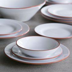 ERNST - Färg&Form - I love Ernst Kirchsteiger's simple, clean, natural designs. Swedish design with continental influences. Gorgeous!