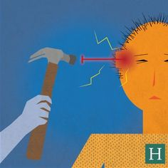 This Is What A Migraine Physically Feels Like
