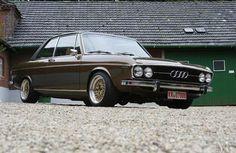 1969 Audi 100 LS ❤