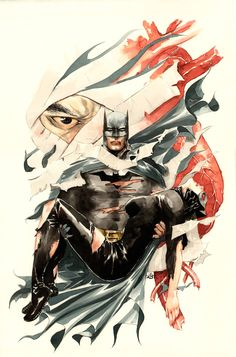 Batman & Catwoman by Dustin Nguyen Catwoman Cosplay, Batman Et Catwoman, Cosplay Gatúbela, I Am Batman, Batman Hush, Batman Stuff, Joker, Batman Detective, Detective Comics