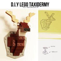 10+ Awesome D.I.Y Ideas for Vegan Taxidermy