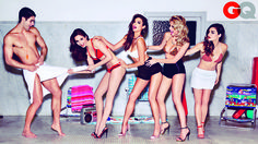 The Pretty Little Liars get sexy for GQ!
