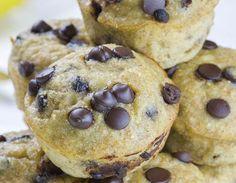 Recette facile de muffins aux bananes et chocolat