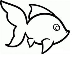 beautiful hd wallpapers 4 u free download cute best fish drawing - Kids Simple Drawing