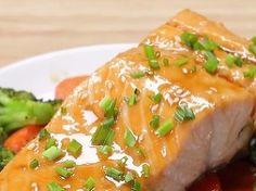 VIDEOTIP Zdravý obed za 15 minút: Vyskúšajte lososa s Teriyaki omáčkou