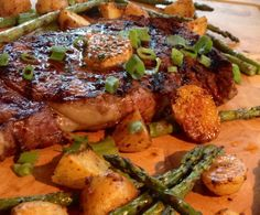 Cajun Rib Eye Steak with Creole Butter  If you love spicy food use Cajun and Creole flavors like chiles, cumin and hot sauce on your steaks.