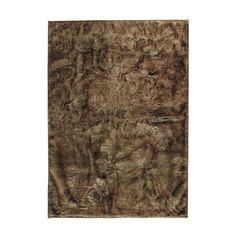 SOFIELD tapijt in imitatiebont 140 x 200 cm