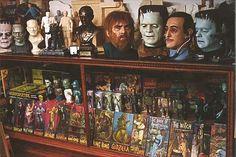 Related image Monster Squad, Monster Toys, Monster Mash, Horror Masks, Horror Pictures, The Jetsons, Famous Monsters, Classic Monsters, Vintage Horror