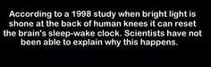 Unexplained creepy fact