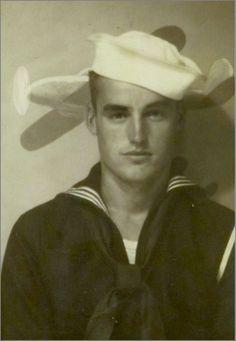 Hot Vintage Sailor
