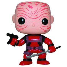 Deadpool Maskless Funko Pop