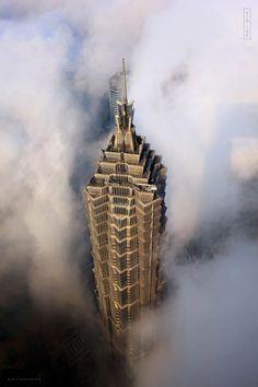 Jin Mao Tower (金茂大厦), Shanghai, China