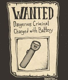 Charged with Battery - Brainless Tales