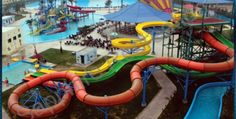 Do A Comment On Water Park....
