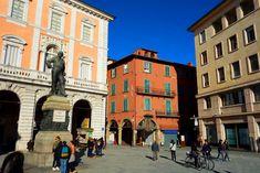 Tour, Street View, Pisa, Siena, Italy