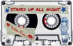 There are endless ways of creating mixtapes online, but we still miss the feeling of sending someone a personal mixtape. So we use Suan (Stayed Up All Night).  You can decorate a personal tape, build your playlist and share. That's it. No ads, no likes, no comments - as personal as it gets