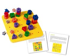 Discovery Toys Giant Pegboard