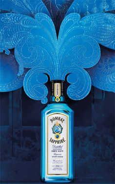 Bombay Sapphire's New Ad Campaign is Projected & Infused with Imagination. - if it's hip, it's here