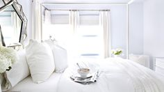 How to choose the right paint color for your bedroom // Guidelines for a calm sleeping space