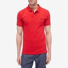 Timberland Millers River - Men's Slim Fit Polo Slim Fit Polo, Polo Shirts, Timberland, River, Fitness, Mens Tops, T Shirt, Fashion, Supreme T Shirt