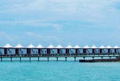 Maldives - Chaaya-lagoon - Bedroom exterior