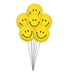 You should live your life everyday as its a special day for you and share your happiness with everyone. Our balloon bouquet made with 6 helium-filled mylar balloons is just perfect to share your happiness and smile for that happiness with your special ones.Note :For hospital deliveries Latex will be substituted by Mylar balloons.