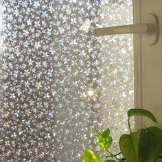 Privacy Window Film Little Flower