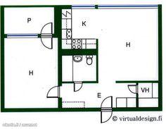 42m² Kotikonnuntie 10, 00940 Helsinki Kerrostalo kaksio vuokrattavana | Oikotie 9370167