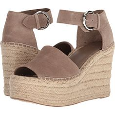 Alida Espadrille Wedge by Marc Fisher LTD at Zappos.com. Read Marc Fisher LTD Alida Espadrille Wedge product reviews, or select the size, width, and color of your choice.