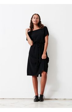 One Shoulder, Shoulder Dress, Shopping, Black, Shops, Dresses, Style, Fashion, Vestidos