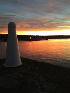 Sunset at beautiful Cullen