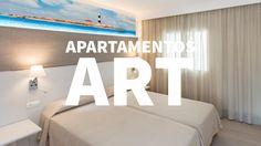 Apartamentos Art en Es Cana, Ibiza, España. Las mejores imágenes de Apar...