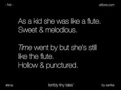 Sanika Wagh writes on 'time', suggested by Terribly Tiny Tales.  Have a tale to tell? We are all eyes. Send in your best tales at terriblytinytales.com/submit, bearing a few rules in mind (visit the link for guidelines and more details).