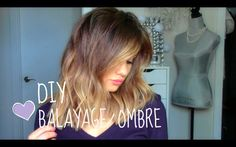 Bayalage DIY.. LOVE this video https://www.youtube.com/watch?v=9ZzTSq4z-ns