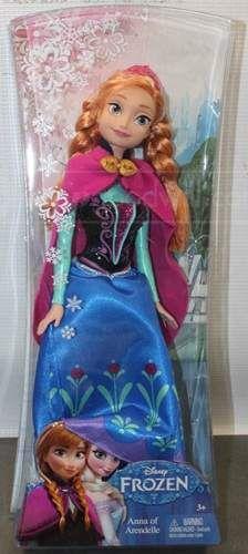 shopgoodwill.com: Mattel's Disney Frozen Anna of Arendelle