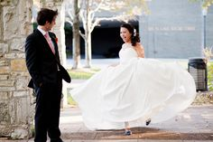 Real Wedding: Emma and Jason in Chicago // Images by Shang Chen Photography
