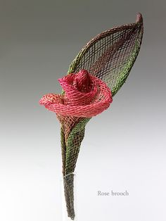 Shop for linen on Etsy, the place to express your creativity through the buying and selling of handmade and vintage goods.Burlap rose has to be a partner to ticking! Fascinator Diy, Fascinators, Headpieces, Sinamay Hats, Millinery Hats, Material Flowers, Fabric Flowers, Sisal, Burlap Roses