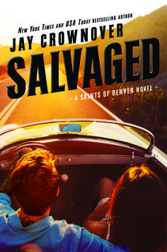 """#CoverReveal """"Salvaged"""" by Jay Crownover – Musings of the Modern Belle"""