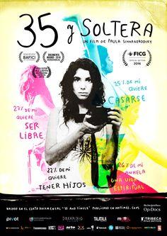 35 Y SOLTERA  (Paula Schargorodsky, España/EEUU/Argentina, 2016, 73´)