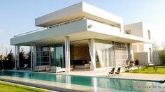 projeto de casa alto padrão 6