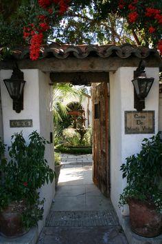 casa de monte vista wedding - Google Search